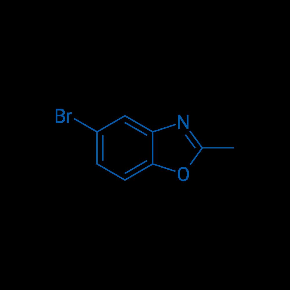5-Bromo-2-methyl-1,3-benzoxazole