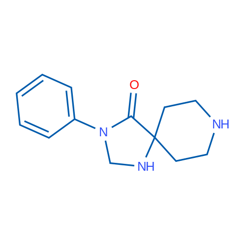 3-Phenyl-1,3,8-triazaspiro[4.5]decan-4-one