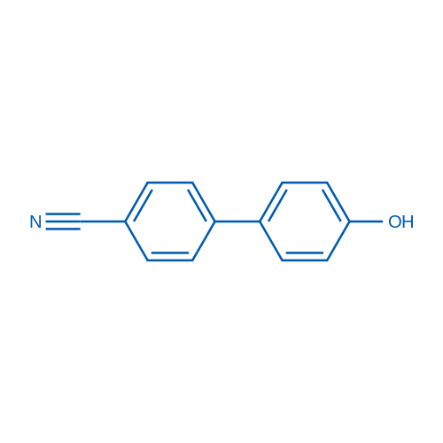 4'-Hydroxy-4-biphenylcarbonitrile