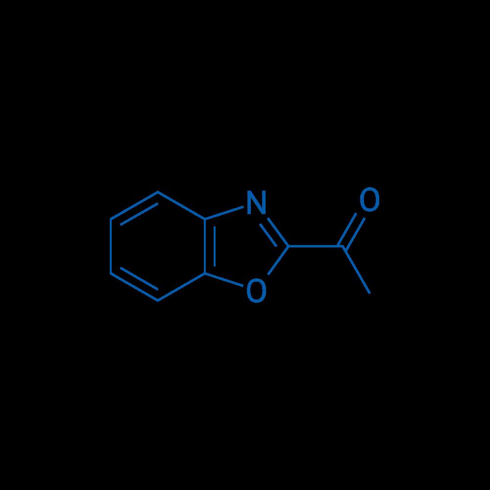 1-(Benzo[d]oxazol-2-yl)ethanone