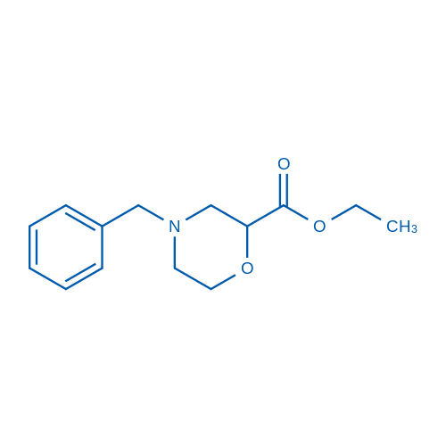 Ethyl 4-benzylmorpholine-2-carboxylate