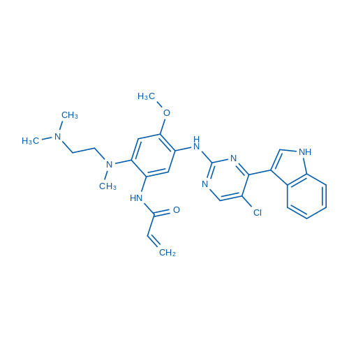 Mutant EGFR inhibitor