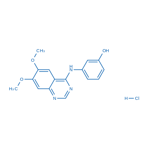 WHI-P180 hydrochloride