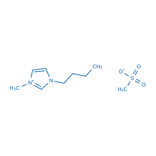 1-Butyl-3-methylimidazolium methanesulfonate