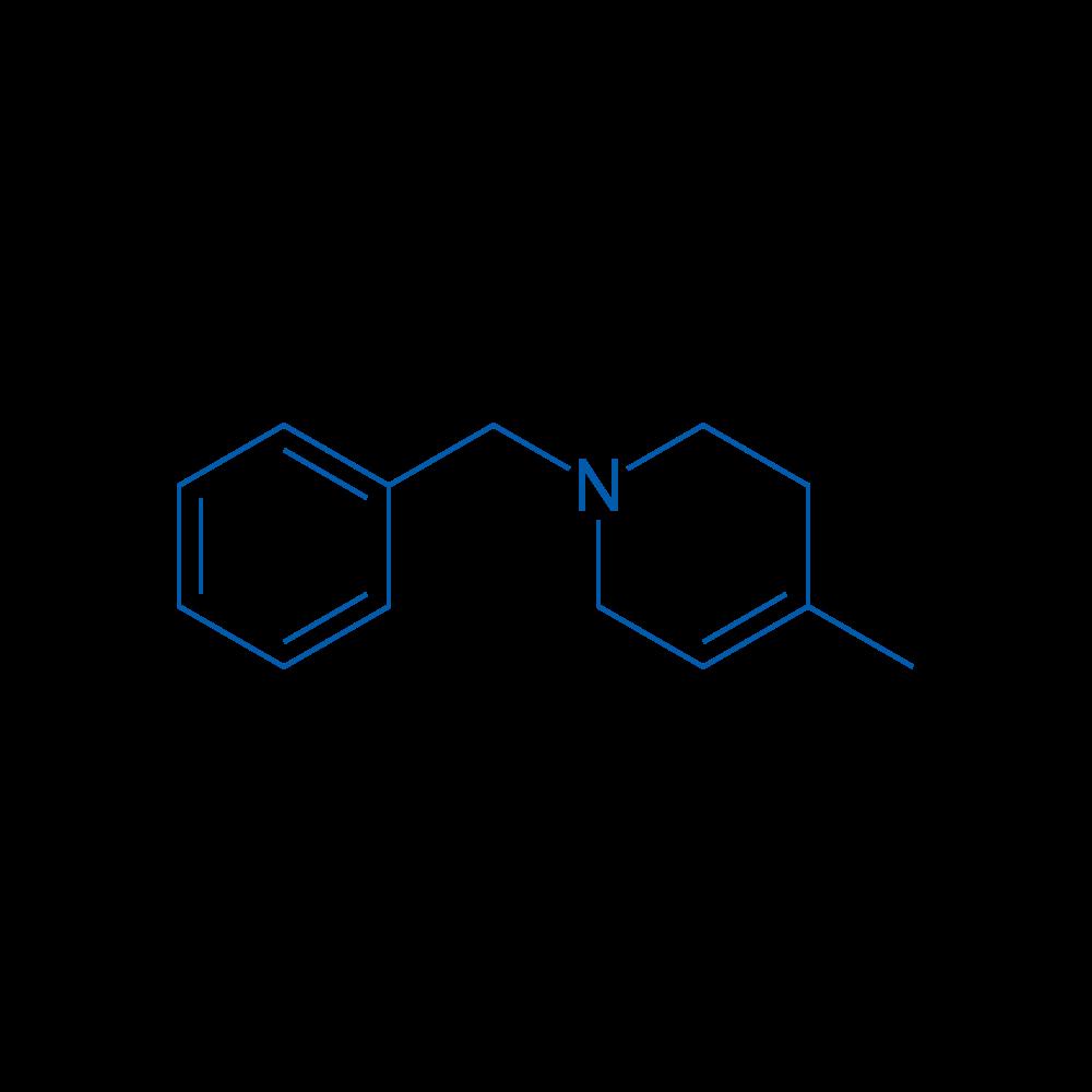 1-Benzyl-4-methyl-1,2,3,6-tetrahydropyridine