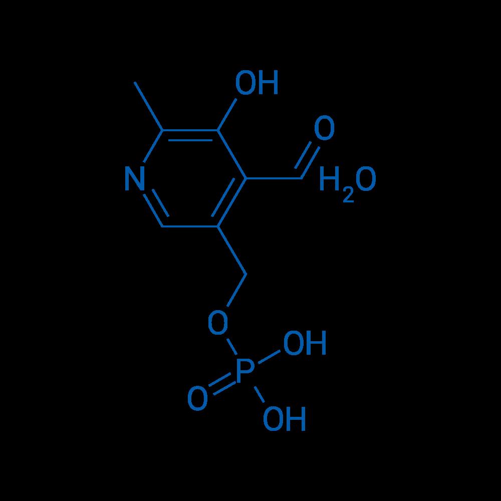 (4-Formyl-5-hydroxy-6-methylpyridin-3-yl)methyl dihydrogen phosphate hydrate