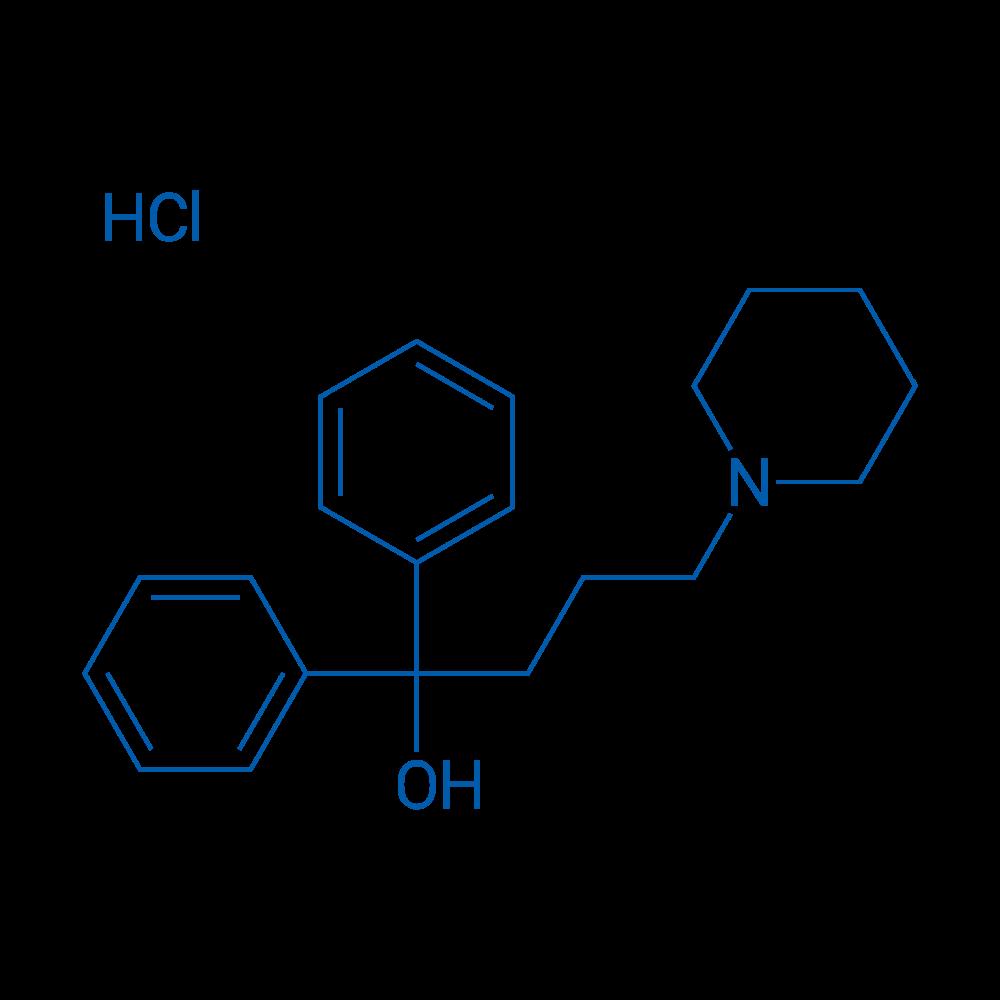 Diphenidol hydrochloride