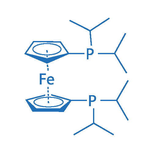 1,1'-Bis(diisopropylphosphino)ferrocene