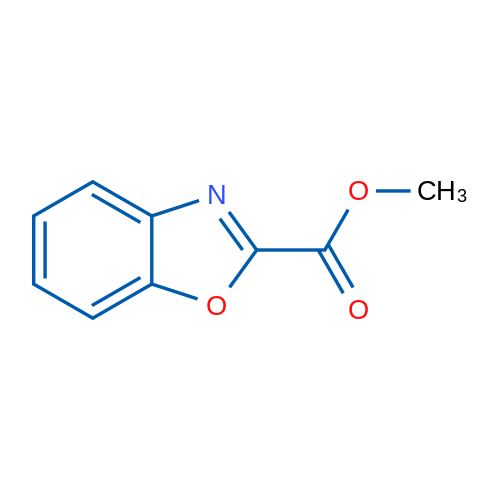 Methyl benzo[d]oxazole-2-carboxylate