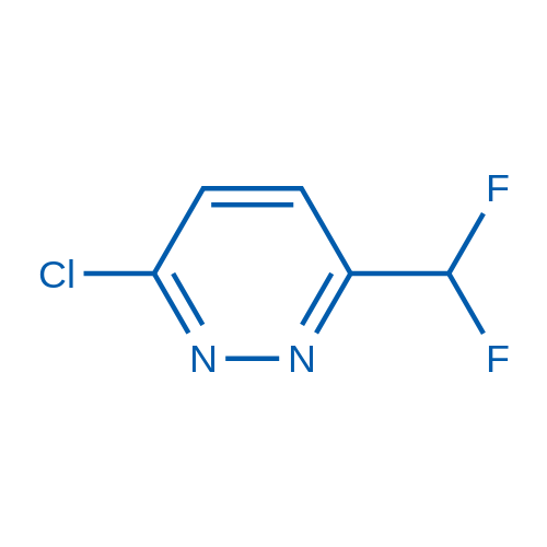 3-Chloro-6-(difluoromethyl)pyridazine