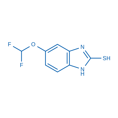 5-(Difluoromethoxy)-1H-benzo[d]imidazole-2-thiol