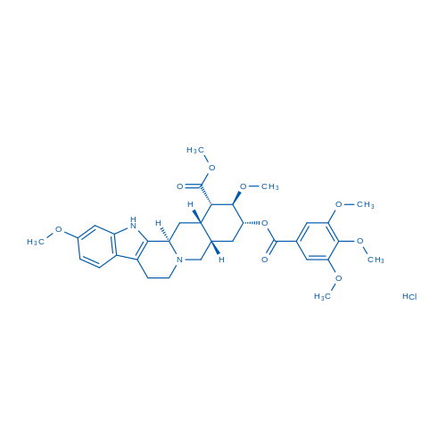 Reserpine hydrochloride