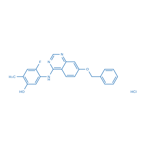 ZM323881 hydrochloride