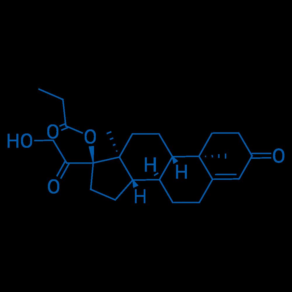Cortexolone 17 alpha-propionate