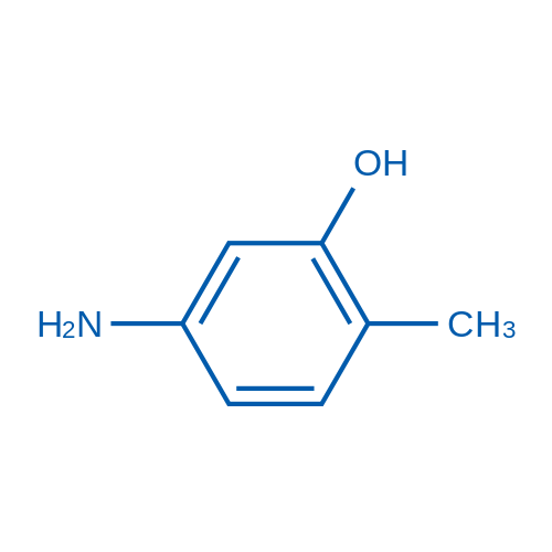 5-Amino-2-methylphenol