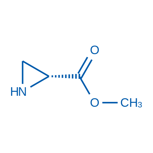 (R)-Methyl aziridine-2-carboxylate