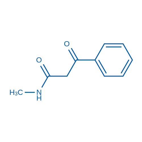 N-METHYL-3-OXO-3-PHENYLPROPANAMIDE