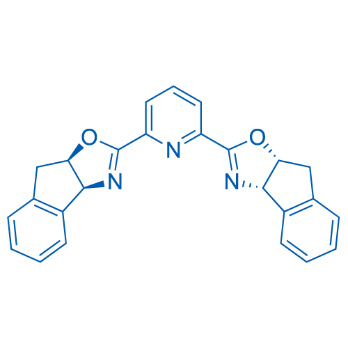 2,6-Bis((3aS,8aR)-8,8a-dihydro-3aH-indeno[1,2-d]oxazol-2-yl)pyridine