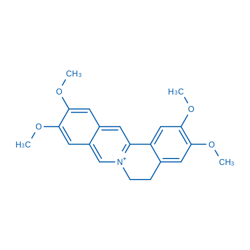 Pseudopalmatine