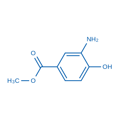 Methyl 3-amino-4-hydroxybenzoate