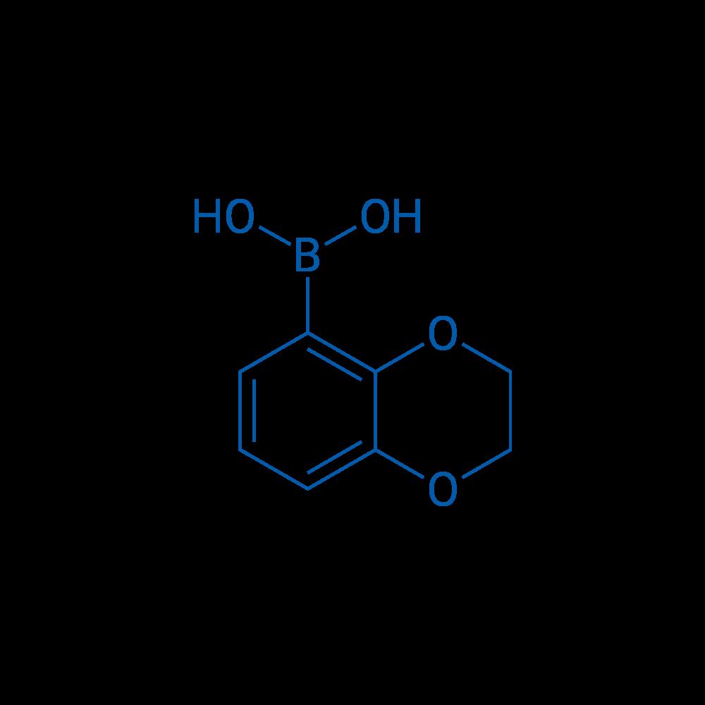 (2,3-Dihydrobenzo[b][1,4]dioxin-5-yl)boronic acid