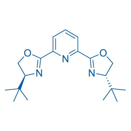2,6-Bis((S)-4-(tert-butyl)-4,5-dihydrooxazol-2-yl)pyridine