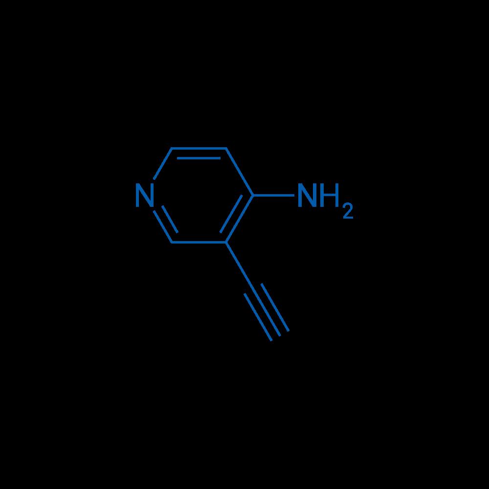 3-Ethynylpyridin-4-amine