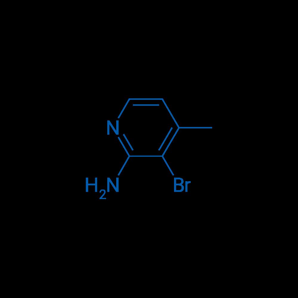 2-Amino-3-bromo-4-picoline