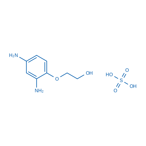 2-(2,4-Diaminophenoxy)ethanol sulfate