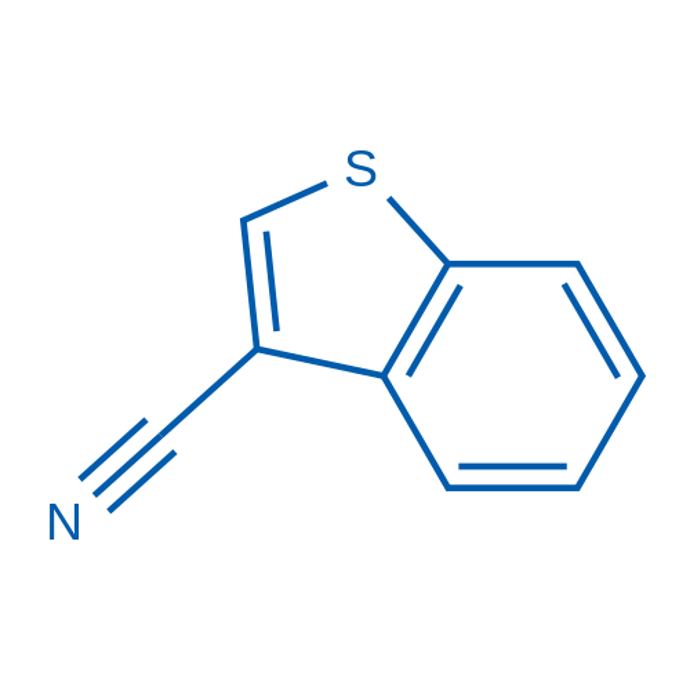 Benzo[b]thiophene-3-carbonitrile