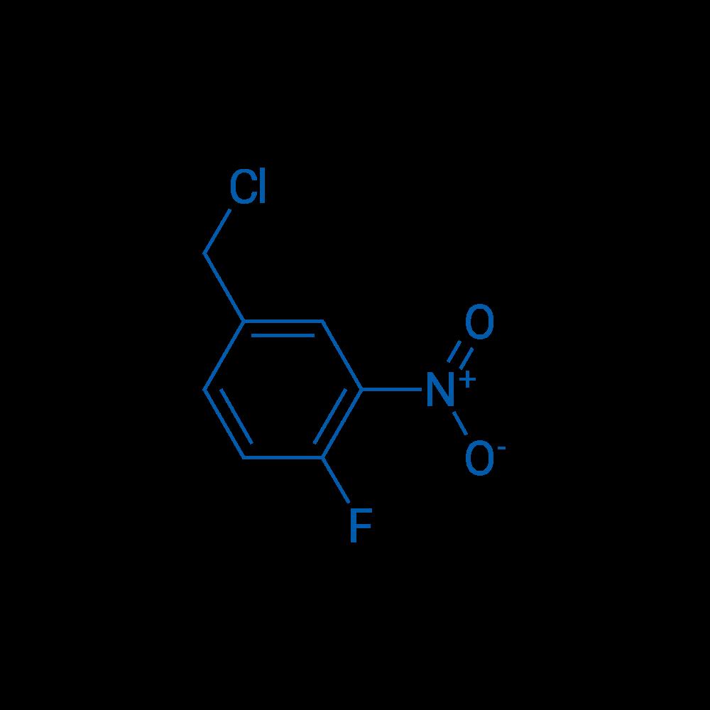 4-(Chloromethyl)-1-fluoro-2-nitrobenzene