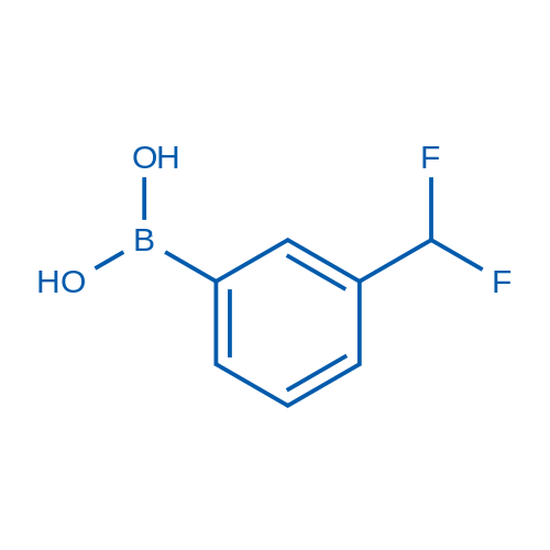 (3-(Difluoromethyl)phenyl)boronic acid