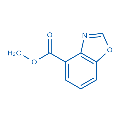 Methyl benzo[d]oxazole-4-carboxylate