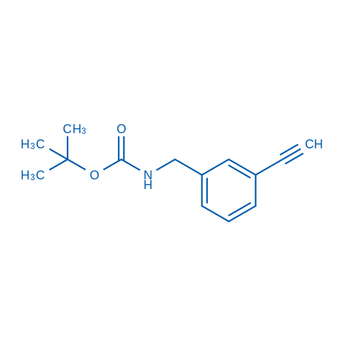 tert-Butyl 3-ethynylbenzylcarbamate