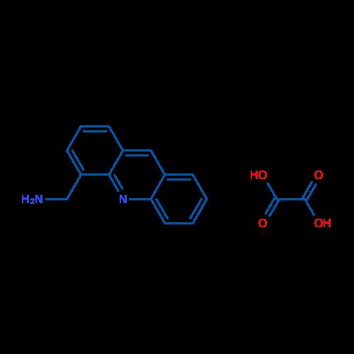 Acridin-4-ylmethanamine oxalate