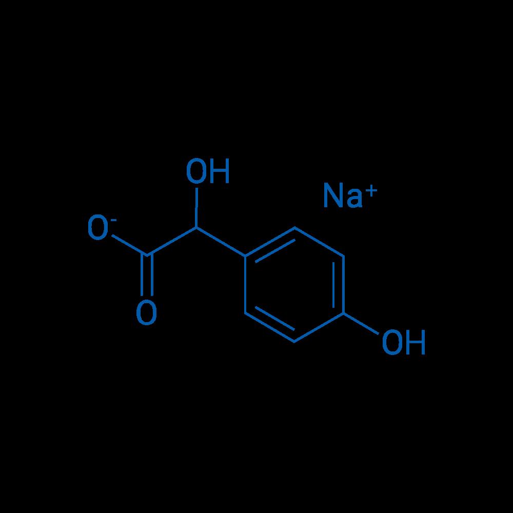 Sodium 2-hydroxy-2-(4-hydroxyphenyl)acetate