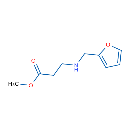 Methyl 3-((furan-2-ylmethyl)amino)propanoate