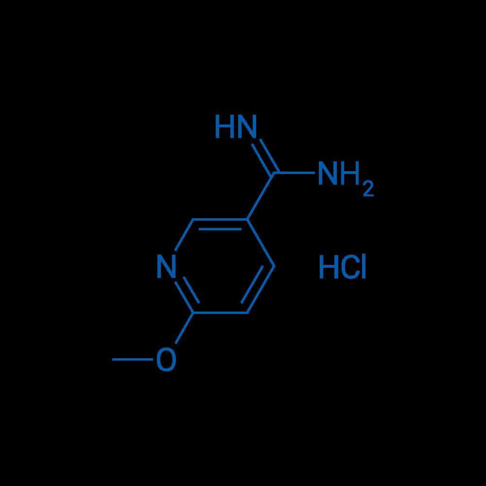 6-Methoxynicotinimidamide hydrochloride