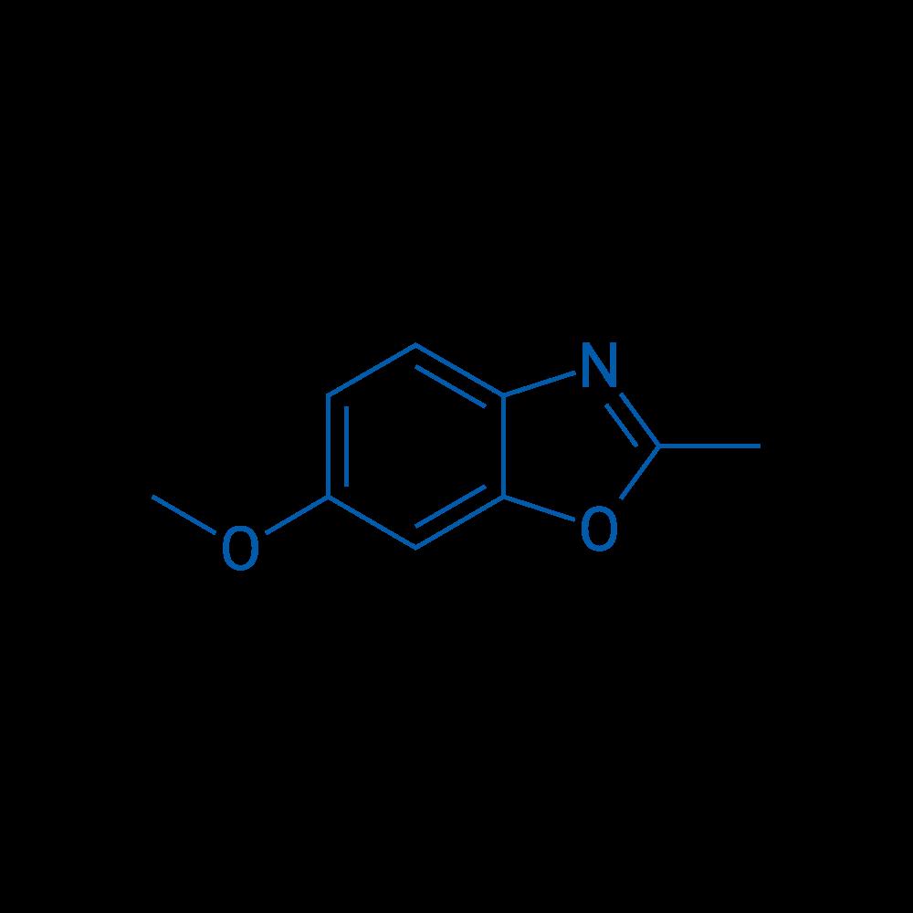 6-Methoxy-2-methylbenzo[d]oxazole