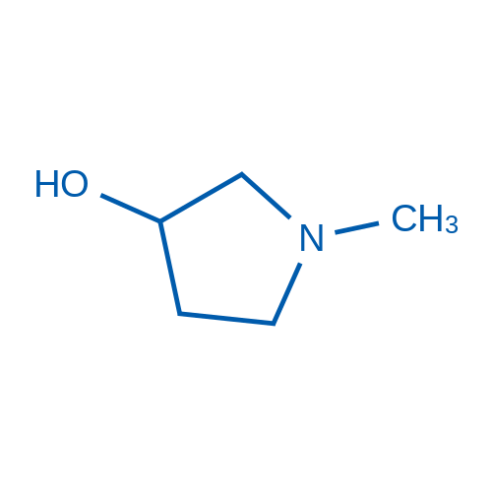 N-Methyl-3-pyrrolidinol