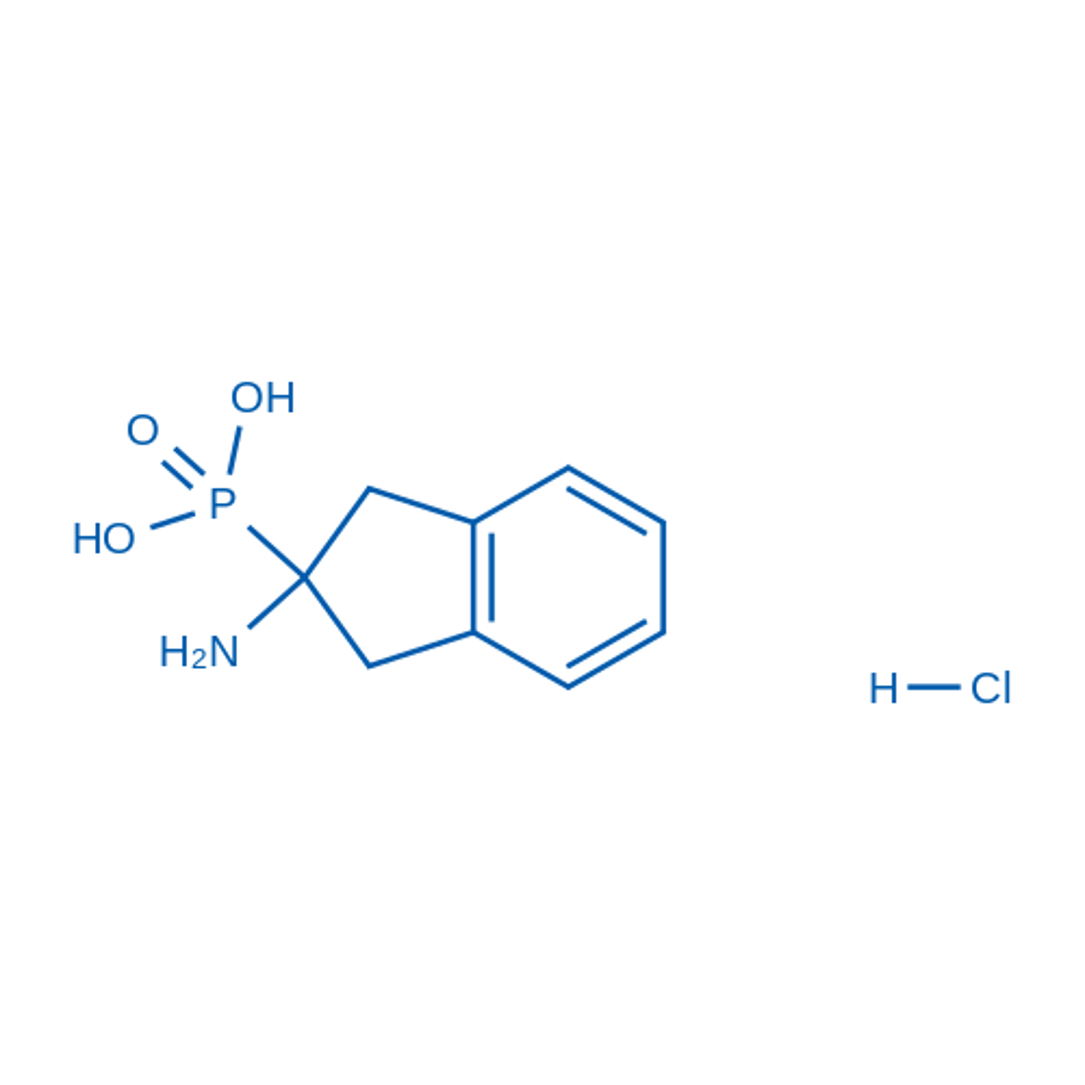 (2-Amino-2,3-dihydro-1H-inden-2-yl)phosphonic acid hydrochloride