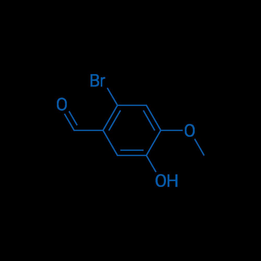 2-Bromo-5-hydroxy-4-methoxybenzaldehyde
