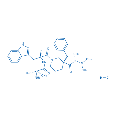 Anamorelin hydrochloride