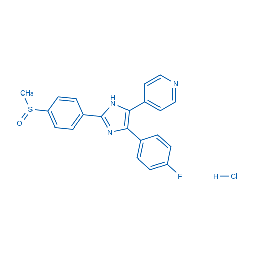 SB-203580 Hydrochloride