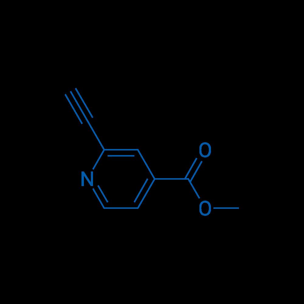 Methyl 2-ethynylisonicotinate