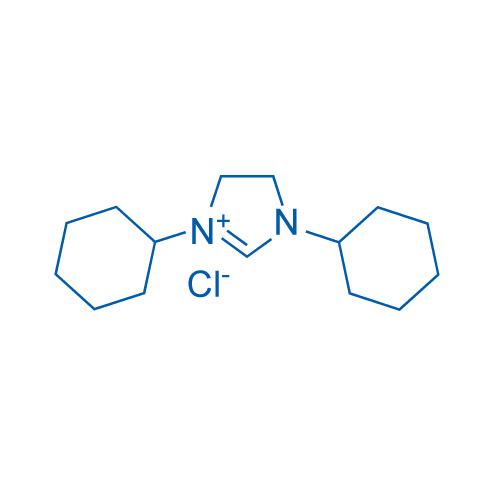 1,3-Dicyclohexyl-4,5-dihydro-1H-imidazol-3-ium chloride