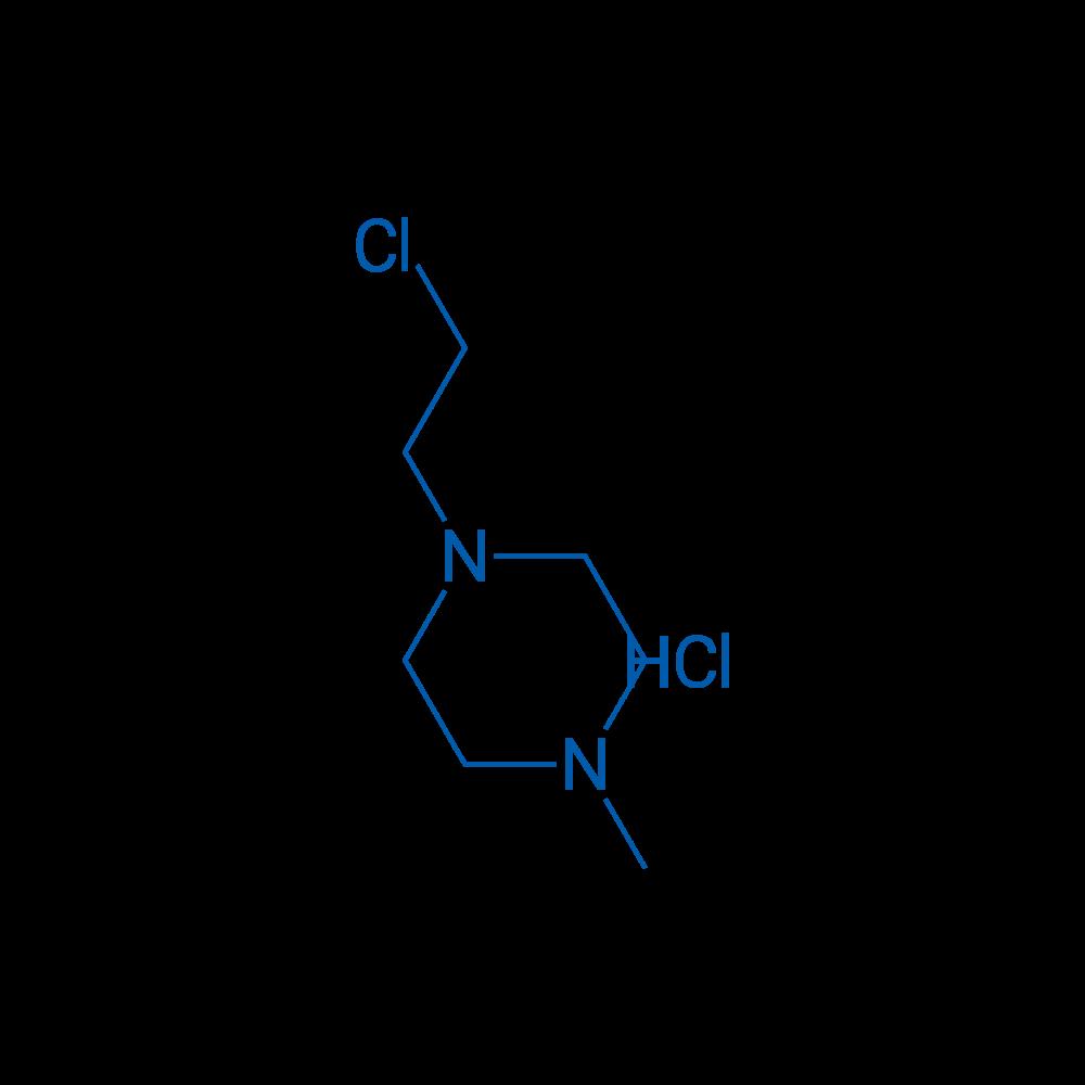 1-(2-Chloroethyl)-4-methylpiperazine hydrochloride