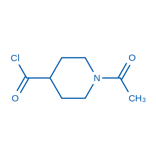 1-Acetylpiperidine-4-carbonyl chloride
