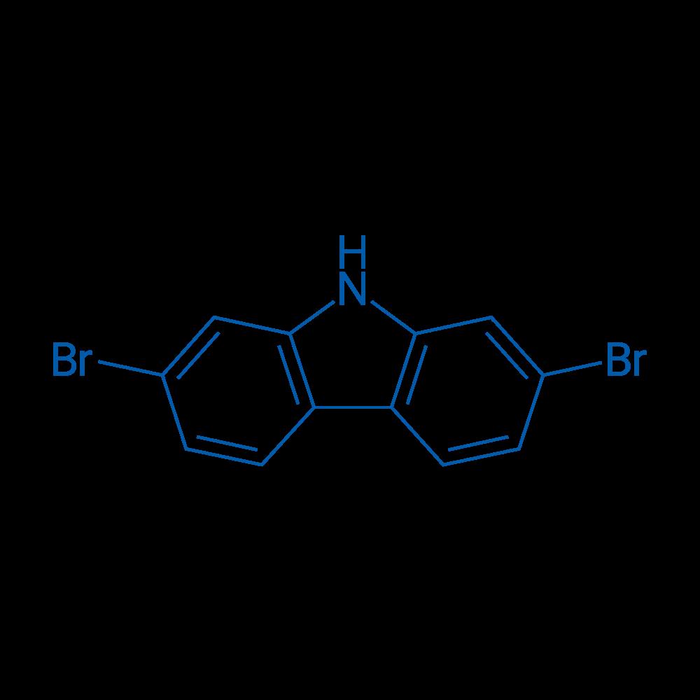 2,7-Dibromo-9H-carbazole