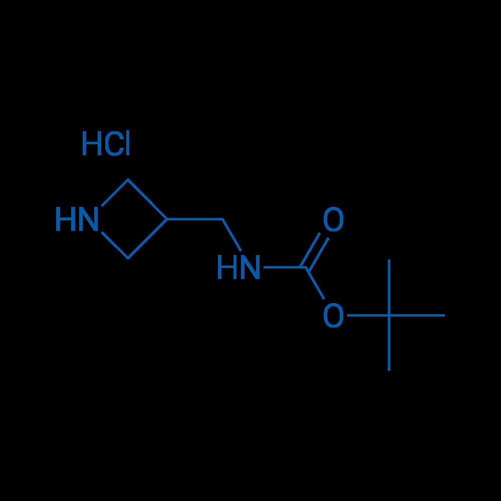 tert-Butyl (azetidin-3-ylmethyl)carbamate hydrochloride